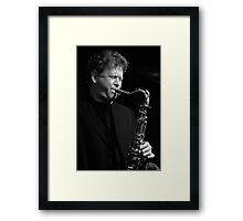 Chris Hunter_2 Framed Print