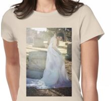 When Spirits Weep Womens Fitted T-Shirt