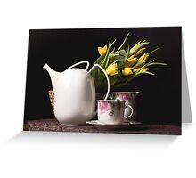 Ideal Spring Greeting Card