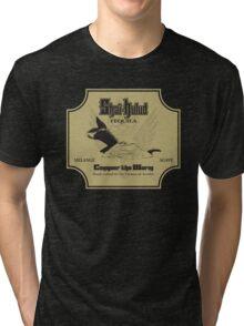 Conquer the Worm Tri-blend T-Shirt