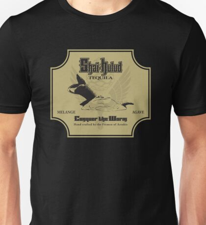 Conquer the Worm Unisex T-Shirt