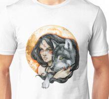 - Wolf Moon - T-Shirt