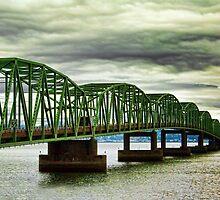 Astoria Bridge by Anne McKinnell