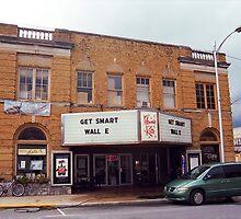 Bonnie Kate Theater, Elizabethton, Tennessee, 2008 by Frank Romeo