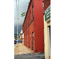 Downtown Elizabethton, Tennessee, 2008 Photographic Print