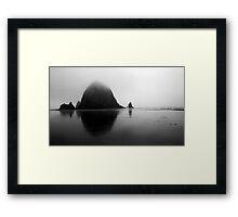 Coastal Serenity Framed Print