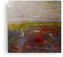 Marshes Canvas Print