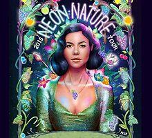 Neon Nature - Marina & The Diamonds by helene50