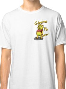 Creepy Pooh Bear- Gimmie Yo Honey Classic T-Shirt