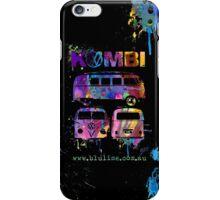 Volkswagen Kombi 3 Way (bright) © iPhone Case/Skin