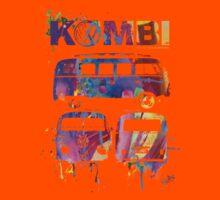 Volkswagen Kombi 3 Way (bright) Kids Clothes