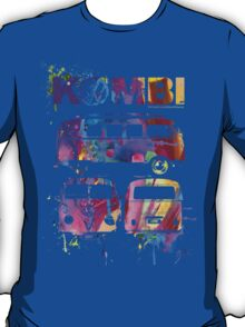 Volkswagen Kombi 3 Way (bright) T-Shirt