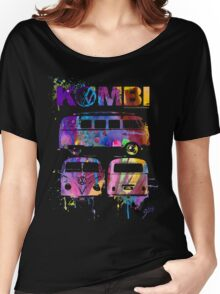 Volkswagen Kombi 3 Way (bright) © Women's Relaxed Fit T-Shirt