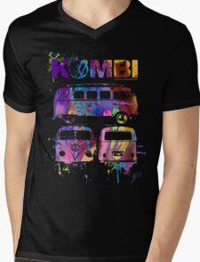 Volkswagen Kombi 3 Way (bright) © Mens V-Neck T-Shirt