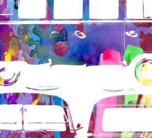 Volkswagen Kombi 3 Way (bright) © Sticker