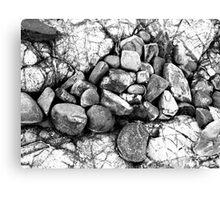 Byron Rocks Canvas Print