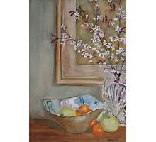Apples and Oranges Photographic Print