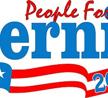 People for Bernie 2016 by ozdilh