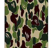 Army Camouflage by sonjadiary
