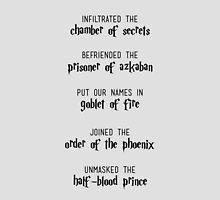 The Harry Potter Journey by folieadeuxs