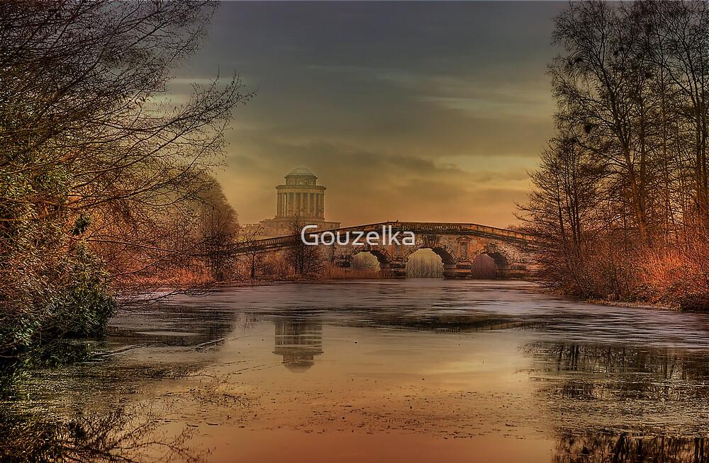 Castle Howard Mausoleum by Gouzelka