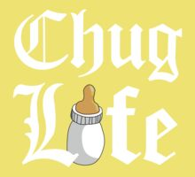 Chug Life Black Kids Clothes