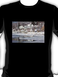 Icy Snowy Winter Wonderland T-Shirt