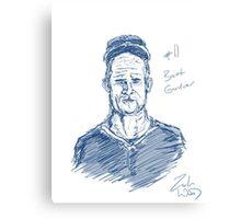 Brett Godner Canvas Print