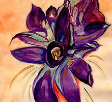 Orchids - The Coming Refreshment by Anne Gitto