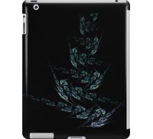 Blue Flame iPad Case/Skin