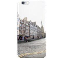 Edinburgh Town iPhone Case/Skin