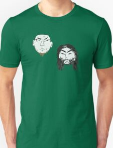The Greg Birds - Heads T-Shirt