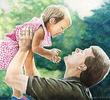 """""""Lift Me Up"""" Colored Pencil by Charlotte Yealey by Charlotte Yealey"""