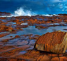 North Avoca Afternoon by Dianne English