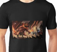 One Demon, Three Kings Unisex T-Shirt