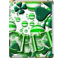 Celtic Football Champions Design iPad Case/Skin