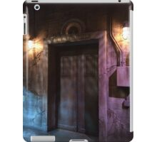 Elevator. Waiting for you.  iPad Case/Skin