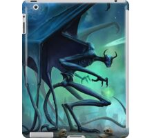 Nightgaunt v 2 iPad Case/Skin