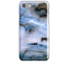 Cold Mountain River... iPhone Case/Skin