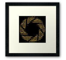 Aperture Labs Framed Print