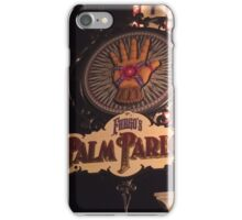 Fargo's Palm Parlor iPhone Case/Skin