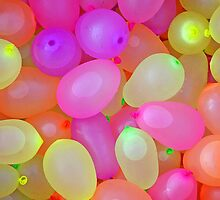 Water Balloons by Scott Kueffner