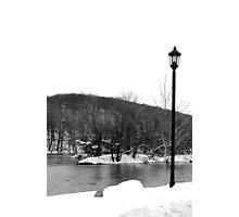 The Lamp Post Photographic Print