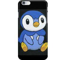 Piplup the Penguin Pokemon iPhone Case/Skin
