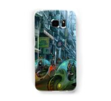 Green Road Samsung Galaxy Case/Skin