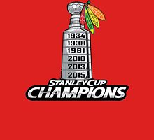 Chicago BlackHawks Stanley Cup Champions T-Shirt