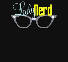 Proud LadyNerd | Grey Glasses T-Shirt