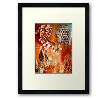 Surrender.. Framed Print