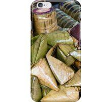 Vietnamese Marketplace iPhone Case/Skin