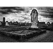 Maitland Cemetery #5 Photographic Print